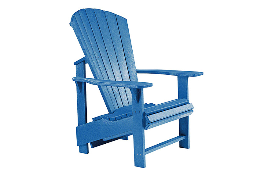 Upright Adirondack Chair