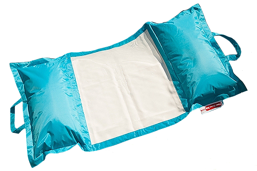 Pool Bean Bag Blue Hammock Float PB200