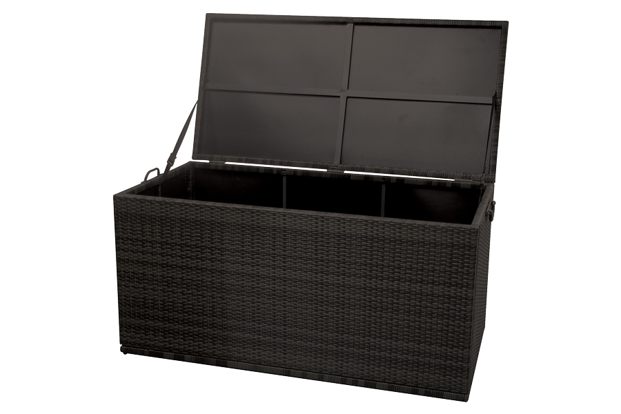 Black Storage Bench JA1001WBT1024