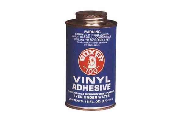 100 Vinyl Pool Repair Adhesive 16 Oz. 116