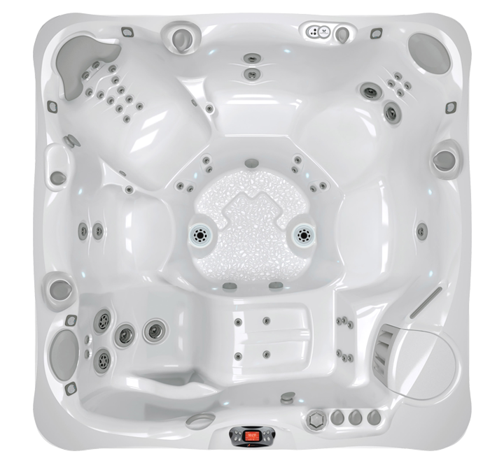 2016 Caldera Utopia Geneva Hot Tub Overhead