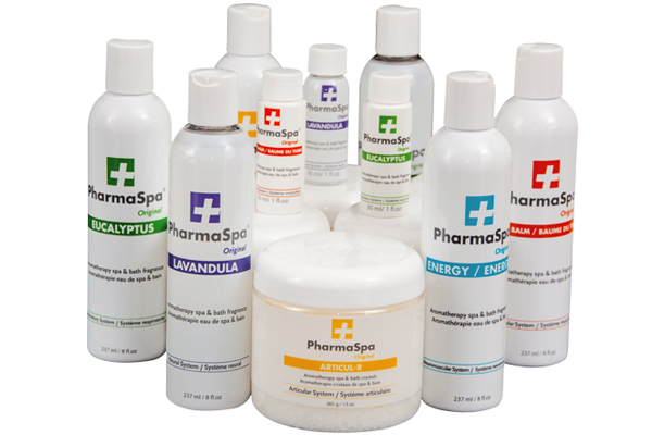 PharmaSpa Scents