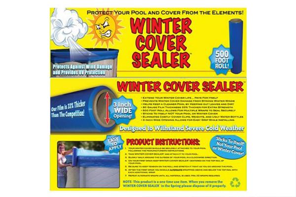Winter Cover Sealer HVWCS12