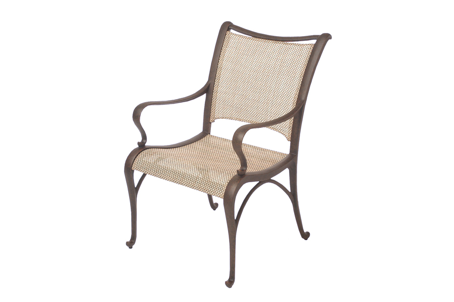 Cast Dining Sling Chair