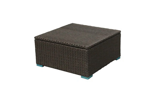 31″ Square Storage Coffee Table