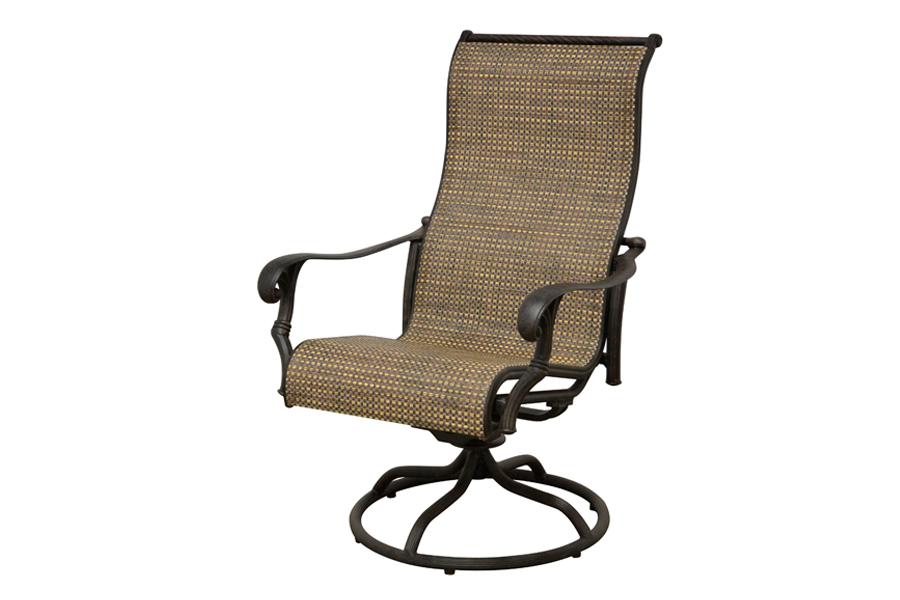 Sienna Swivel Rocking Chair