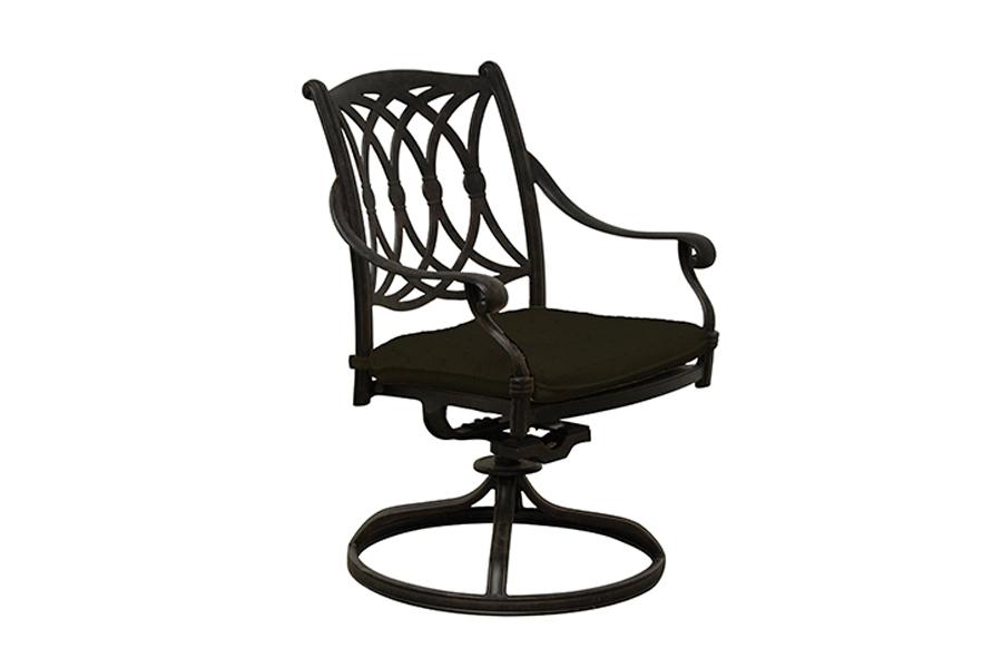 Paris Swivel Rocking Chair