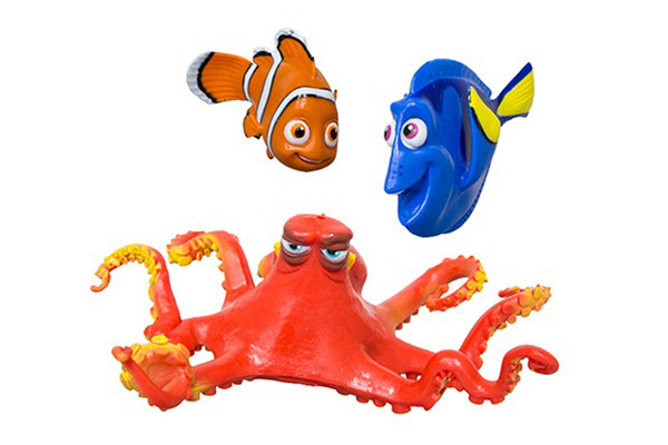 Disney Finding Dory Dive Characters