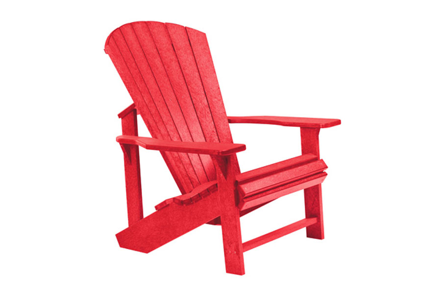 Muskoka Chair – Red