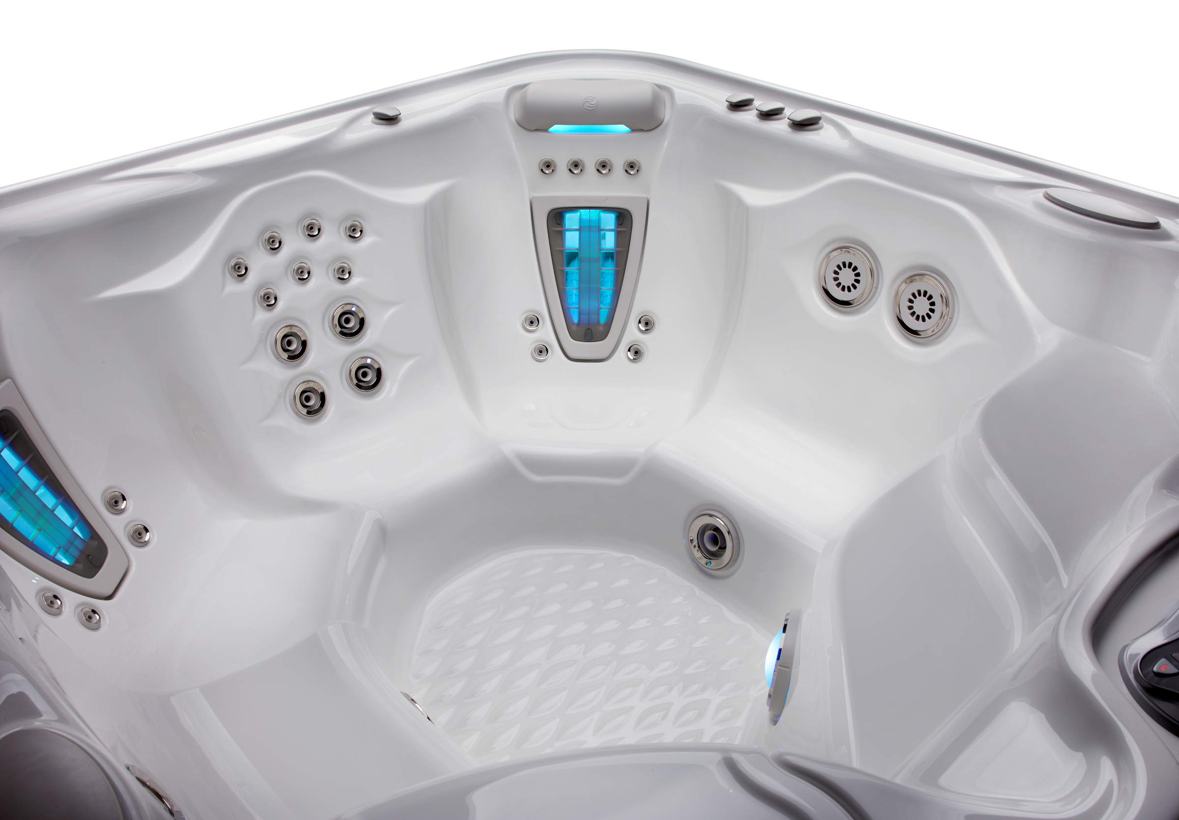 Hot Spring Highlife Vanguard 6 Person Hot Tub - Gallery