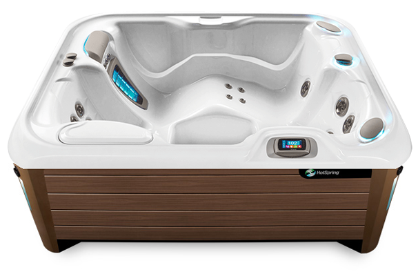 Hot Spring Highlife Jetsetter NXT 3 Person Hot Tub