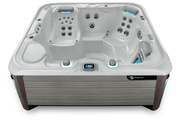Hot Spring Highlife Envoy NXT 5 Person Hot Tub