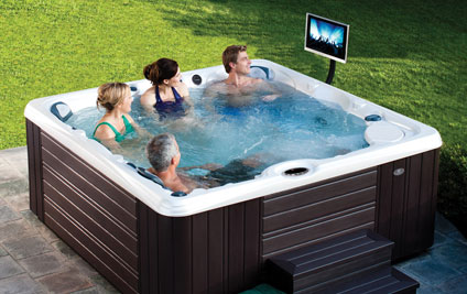 Hot tub cost - insulation