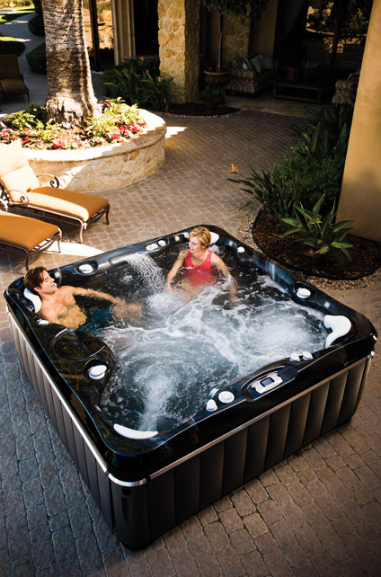 operating cost of hot tub ownership