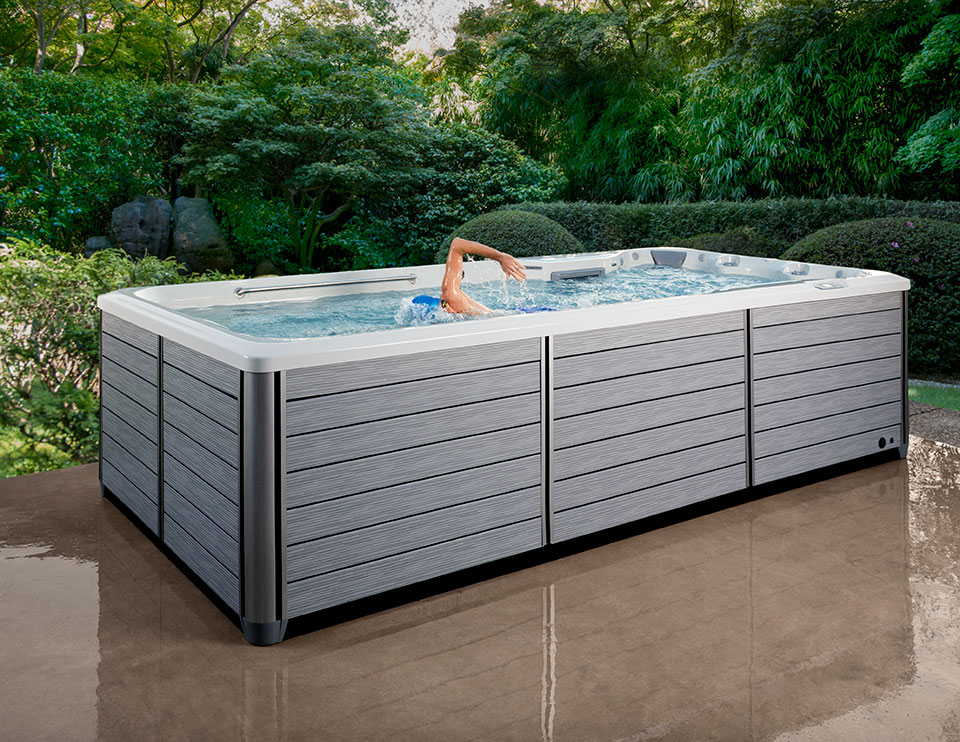 X500 SwimCross™ Exercise Systems - Boldt Pools and Spa - Gallery