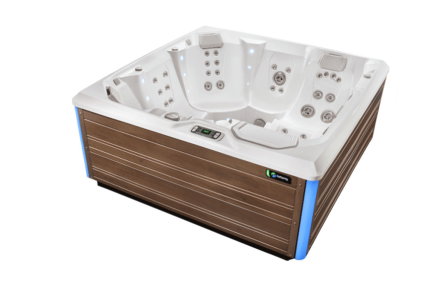 Flair Hot Tub- Limelight Collection- Hot Springs- Boldt Pools and Spa