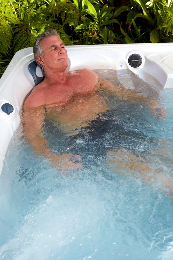 Caldera Paradise Martinique 5 Person Hot Tub - Gallery