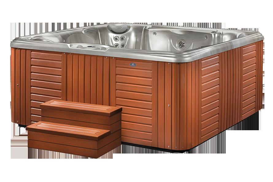 Caldera Vacanza Palatino 6 Person Hot Tub