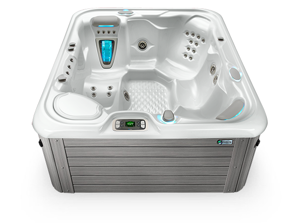 Hot Spring Highlife Sovereign 6 Person Hot Tub