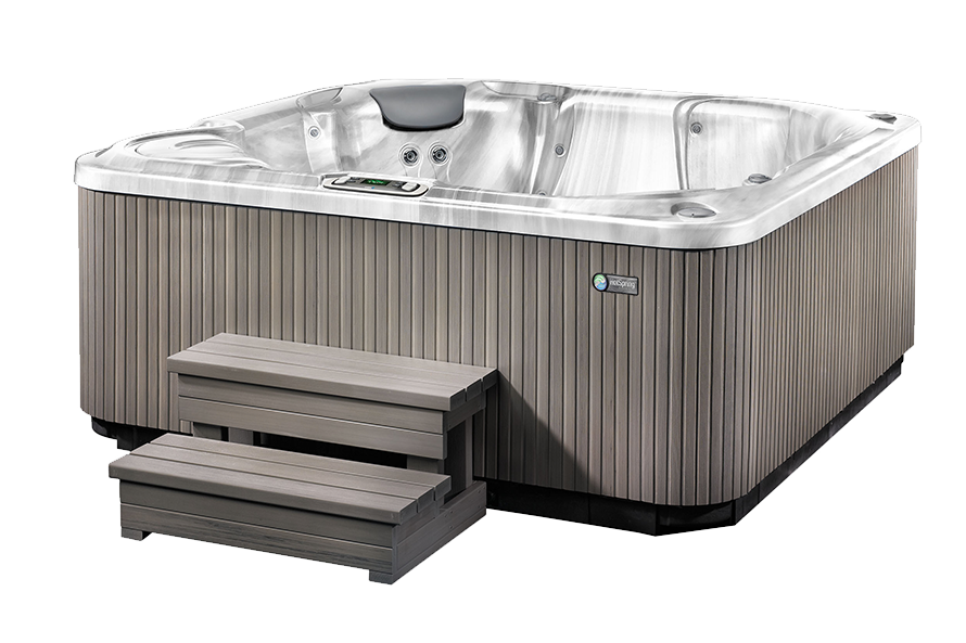 Hot Spring Limelight Bolt 4 Person Hot Tub