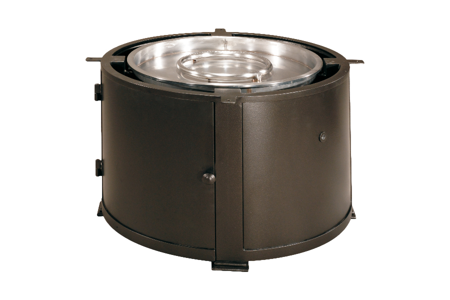 """48"""" Round Fire Pit Base FP48SCR"""