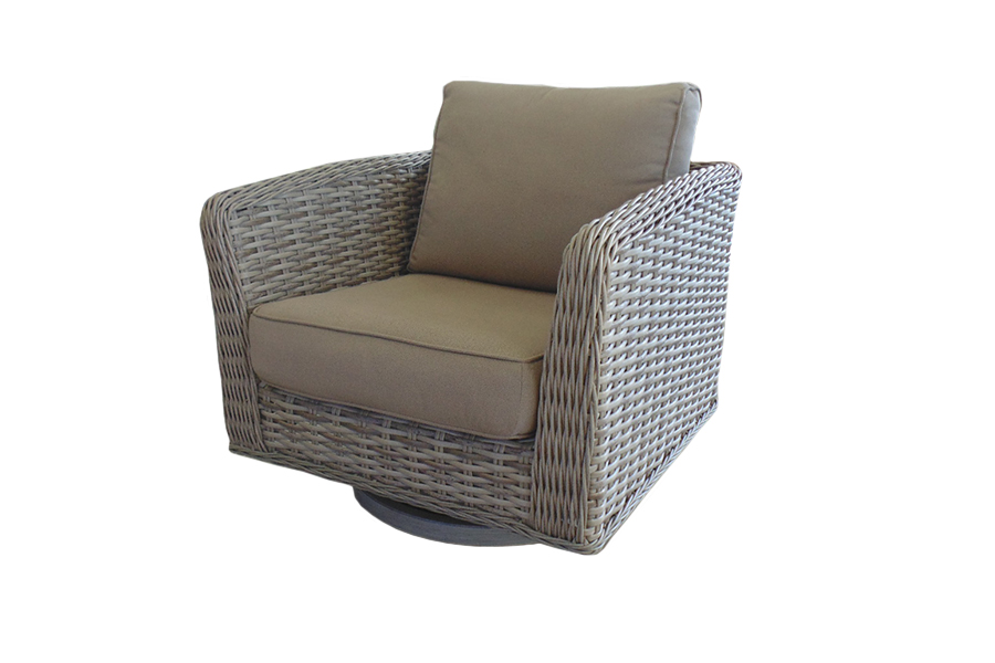 Catalina Deep Seating Swivel Lounge Chair