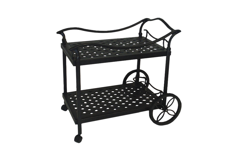 Elizabeth Dining Tea Cart