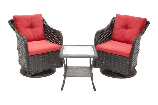 Florida Conversation Set - Outdoor Patio Furniture
