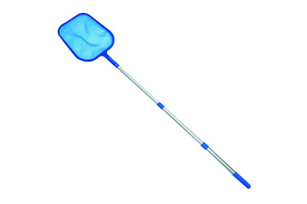 Leaf Skimmer With Telescopic Pole