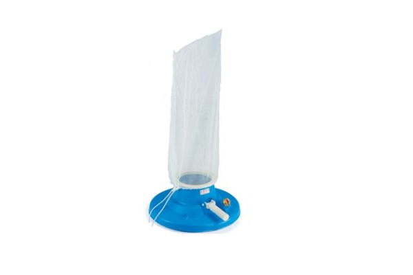 Leaf Skimmer with Swivel Wheels 075030BU