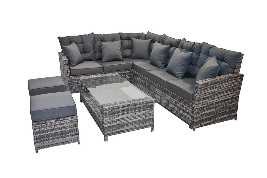 Liverno Sectional Patio Set