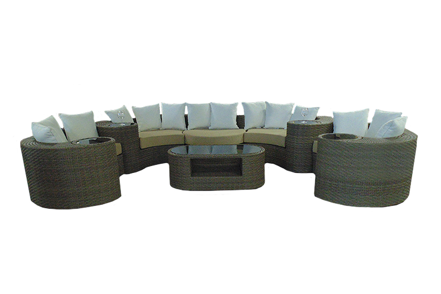 Le Mojave Patio Sectional