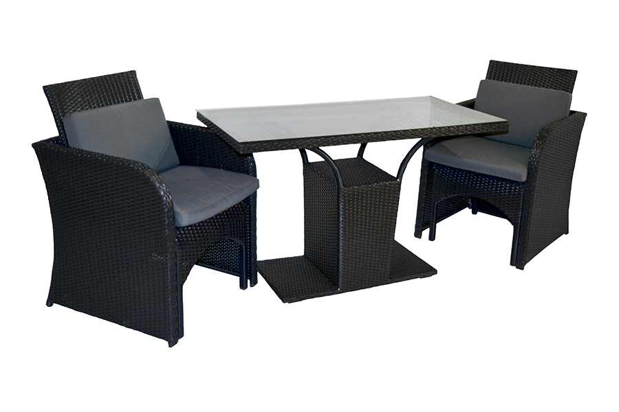 Newtown Bistro Patio Furniture Set
