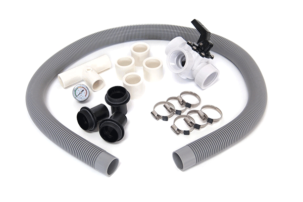 Solar Heater Bypass Kit