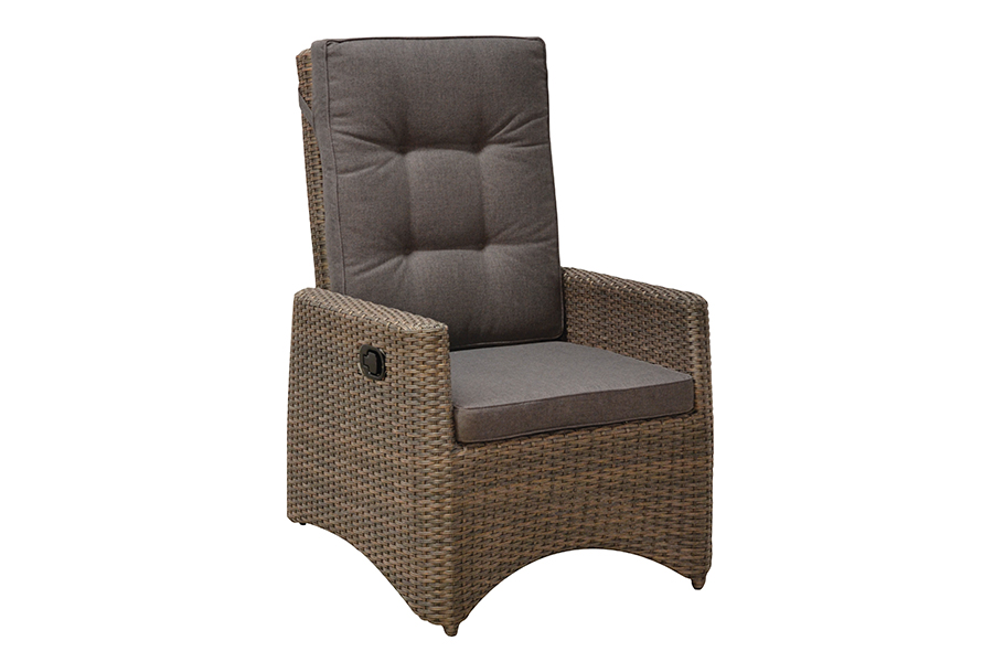 Reclining Club Lounge Chair
