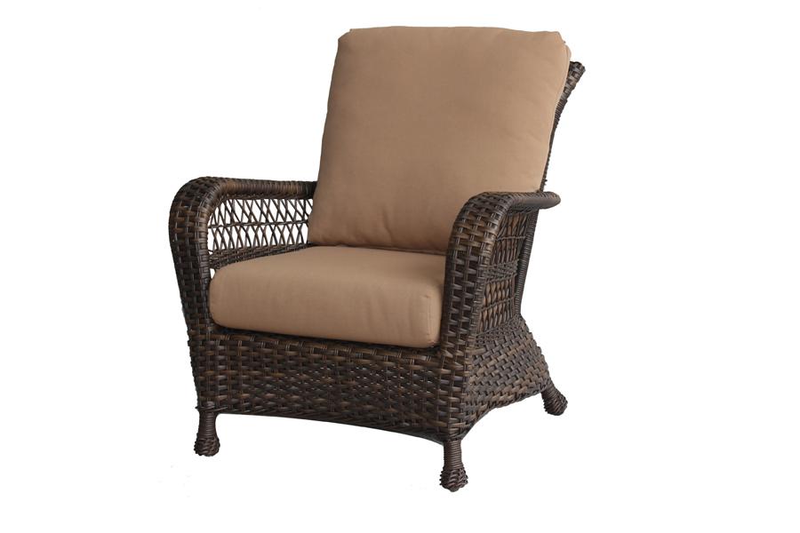 Rio Deep Seating Lounge Chair