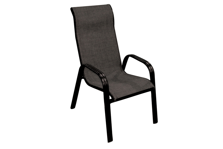 San Andres Black Dining Chair