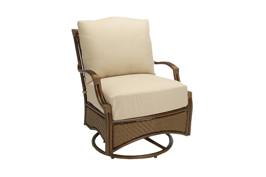 St. Croix Swivel Glider Lounge Chair