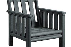 Stratford Club Chair Slate Grey