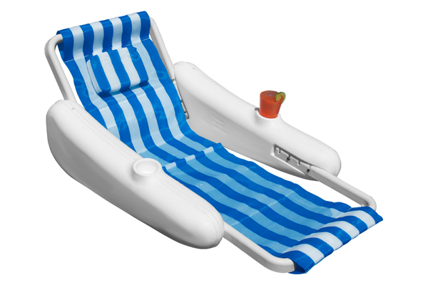 Sunchaser Sling Style Floating Lounge Chair 10000