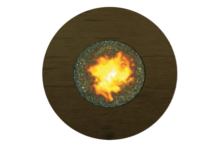 Tahoe 48″ Round Concrete Top
