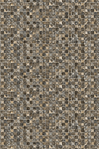 Latham Above Ground Custom Beaded Liner Tan Mosaic