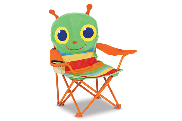 Melissa and Doug Happy Giddy Outdoor Chair 6174