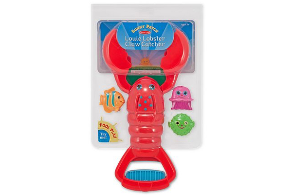 Melissa and Doug Louie Lobster Claw Catcher 6669