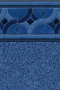 Notre Dame With Blue Gunite