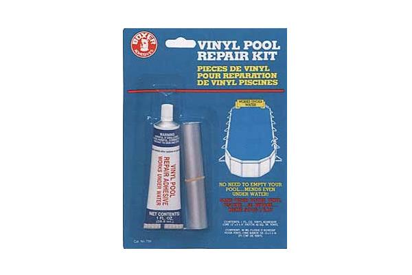 Vinyl Pool Repair Kit 760