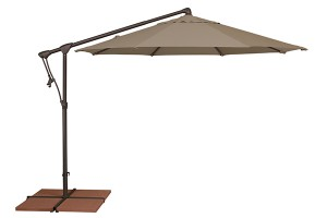 10 Octagonal Suspension Umbrella AG1900