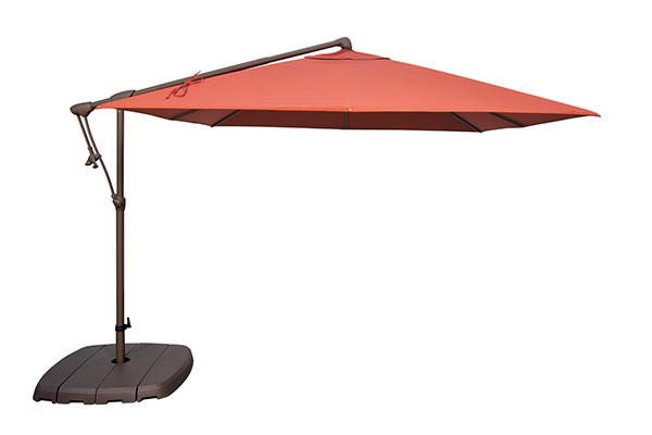 Treasure Garden 8' Square Suspension Umbrella