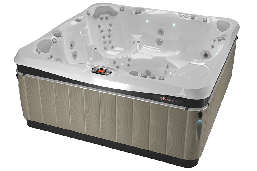 2016 Caldera Utopia Geneva Hot Tub - Boldt Pools and Spa