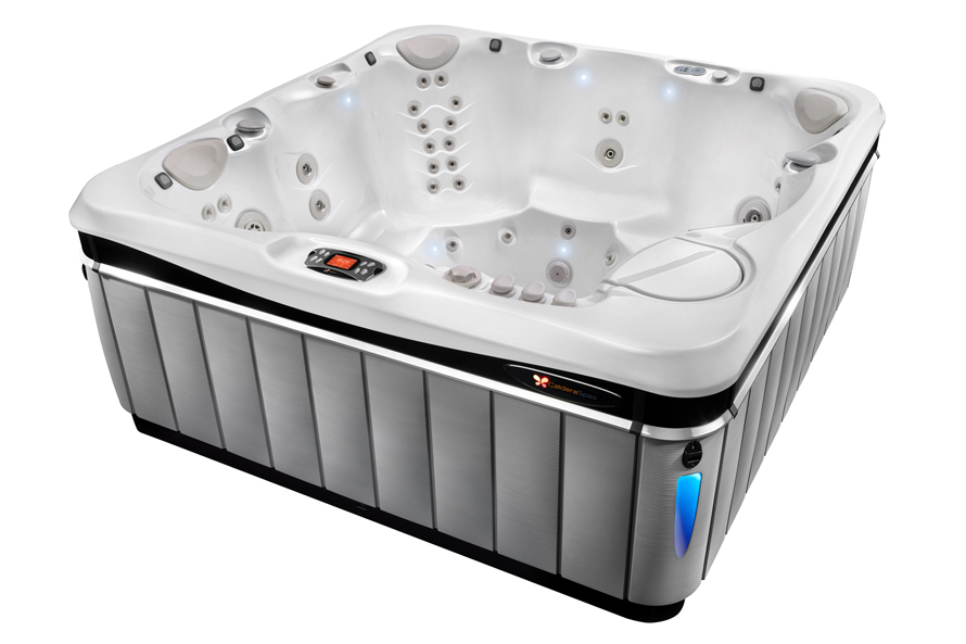 2016 Caldera Utopia Tahitian Hot Tub - Boldt Pools and Spa